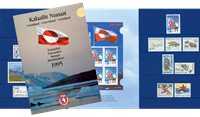 Greenland - Year pack 1995