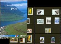Faroe Islands - Year pack 1995