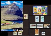 Færøerne - Årsmappe 1996