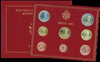 Vatican City - Coinset 2008