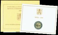 Vatican - 2 Euro coin 2009