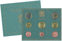 Vatican City - Coinset 2010