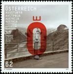 Østrig - I dag - Postfrisk frimærke