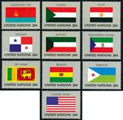 YK : n Jasenvaltioiden Lippuja
