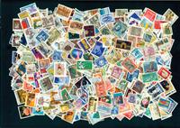 Canada - Frimærkepakke - 500 billedmærker  - Stemplet