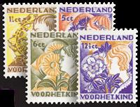 Nederland 1932 - Nr. 248-251 - postfris