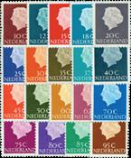 Netherlands - NVPH 617-636 - Mint