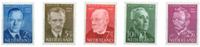 Nederland 1954 - Nr. 641-645 - Postfris