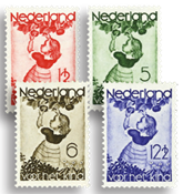 Nederland 1935 - Nr. 279-282 - postfris
