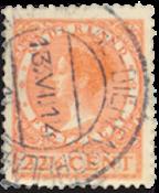 Netherlands - NVPH191 - Cancelled