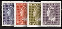 Netherlands - NVPH 346-349 - Unused