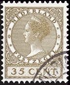 Netherlands - NVPH195 - Cancelled