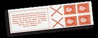 Nederland - Postzegelboekje 9g