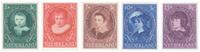 Netherlands 1955 - NVPH 666-670 - Mint