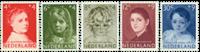 Nederland 1957 - Nr. 702-706 - Postfris