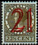 Netherlands 1929 - NVPH 224 - Unused