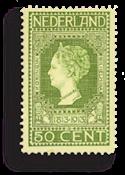Netherlands 1913 - NVPH 97 - Unused