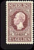 Netherlands 1913 - NVPH 99 - Unused