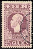 Netherlands 1913 - NVPH 99 - Cancelled