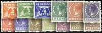 Netherlands 1926-1927 - NVPH R19-R31 - Unused