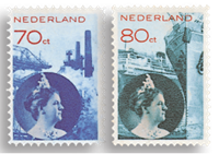 Netherlands - NVPH 236-237 - Unused