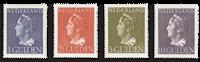 Netherlands 1946 - NVPH 346-349 - Mint