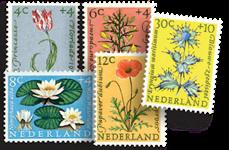 Holland - NVPH 738-742 - Postfrisk