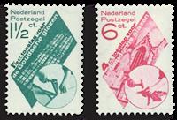 Netherlands 1931 - NVPH 238-239 - Unused