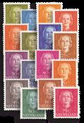 Nederland 1949-1951 - Nr. 518-533 - Ongebruikt