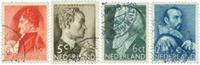Nederland - Zomerzegels 1935 (nr. 274-277, gebruikt)
