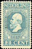 Netherlands 1913 - NVPH 96 - Unused