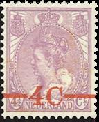 Netherlands 1921 - NVPH 106 - Mint
