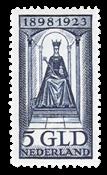 Nederland - 5 gld uit Jub. Serie 1923  (nr. 131 ongebruikt)