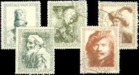 Nederland 1956 - Nr. 671-675 - Gebruikt