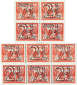 Netherlands - NVPH 356a-356d - Unused