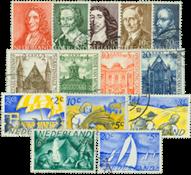 Netherlands 1947+48+49 - Cancelled