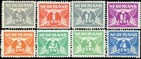 Netherlands 1926-1935 - NVPH 169-176 - Unused