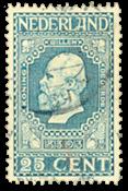 Netherlands 1913 - NVPH 96 - Cancelled