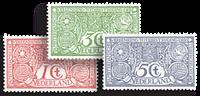 Netherlands 1906 - nr 84-86 - Unused