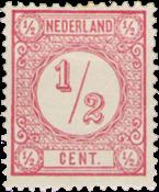 Netherlands 1876-1894 - NVPH 30 - Mint