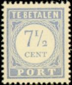 Netherlands 1912-1920 - NVPH P54 - Mint
