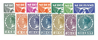 Netherlands 1930 - NVPH R57-R70 - Mint