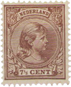 Netherlands - NVPH 36 - Unused