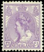 Netherlands - NVPH 66 - Unused