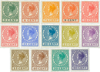 Nederland - Nr. 149-162 - Ongebruikt
