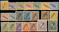 Nederlands Indië 1902-1909 - Nr. D8-D27  - Ongebruikt