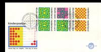 Netherlands 1973 - E129a + Block