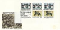 Netherlands 1975 - E144a + Block