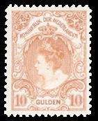 Nederland - Koningin Wilhelmina 10 gulden (nr. 80,   ongebruikt)