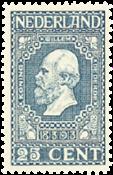 Netherlands 1913 - NVPH 96 - Mint